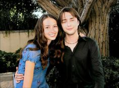 Amy Acker & Vincent Kartheiser
