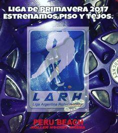 Se viene la Liga de Primavera 2017. Estrenamos Piso y tejos!! Con mucha buena onda y fair play!!! #liga #argentina #roller #hockey #new #sport #court #pucks #fair #play #cool http://ift.tt/2tUxAu9 - http://ift.tt/1HQJd81