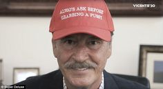 Vicente Fox, Mexico¿s former president best known in the United States for his foul-mouthed rants against President Donald Trump, is at it again. He is seen above in a new spoof campaign video wearing a red hat mocking Trump