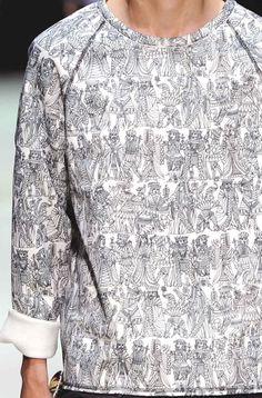 Andrea Pompilio Menswear S/S 2014