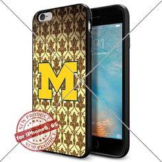 Case Michigan Wolverines Logo NCAA Cool Apple iPhone6 6S Case Gadget 1308 Black Smartphone Case Cover Collector TPU Rubber [Sherlocked] Lucky_case26 http://www.amazon.com/dp/B017X12QF0/ref=cm_sw_r_pi_dp_FLjtwb1W4YH86