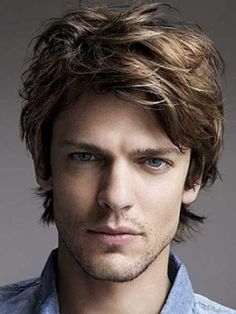 8.Haircut for Men with Thick Hair