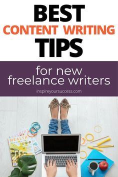 Content writing 101. Use these tips to jumpstart your content writing career! #contentwriting
