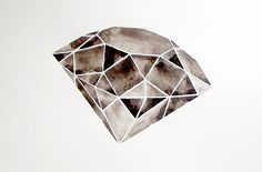 Large Diamond Painting Watercolor Diamond Painting Gemstone Art Marble Black…