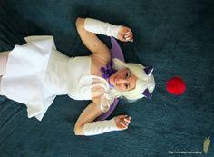 Moogle -Final Fantasy... next Halloween costume.  :)))