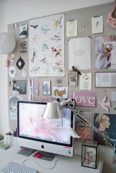 A Functional Workspace: The Inspiration Board