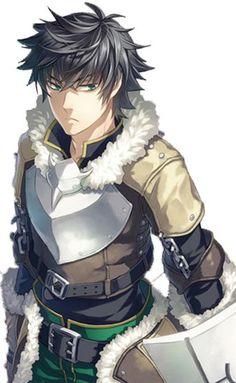 Naofumi Iwatani (岩谷尚文 Iwatani Naofumi) is the main protagonist of The Rising of the Shield Hero series. He is the Shield Hero (盾の勇者 Tate no Yuusha), one of the Four Legendary Heroes summoned to Melromarc. Manga Anime, Anime Art, Dark Fantasy, Vinland Saga Manga, Heroes Wiki, Estilo Anime, Hot Anime Guys, Animes Wallpapers, Light Novel