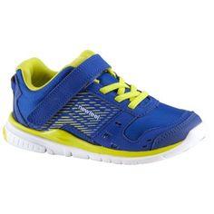 MARCHE Marche Chaussures - Actireo Bleu Jaune NEWFEEL - Enfant