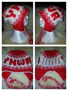 Babsy design YNKA ( you`ll never knit alone ) Snow Monster, Knit Crochet, Crochet Hats, Knitting For Kids, Liverpool, Mittens, Christmas Stockings, Projects To Try, Barn