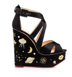 CHARLOTTE OLYMPIA Space Age Wedge