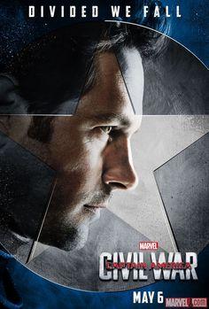 Ant-man | Captain America: Civil War Posters | Marvel.com