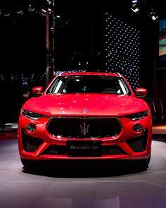 #MaseratiLevante #AutoShanghai Maserati Levante, Maserati Car, Future Car, Bologna, Shanghai, Luxury Cars, Dream Cars, Alfa Romeo, Nice