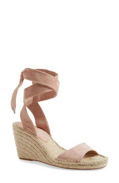 Proper Hunt Shopping Cart // Joelle Ankle Tie Espadrille (Women)