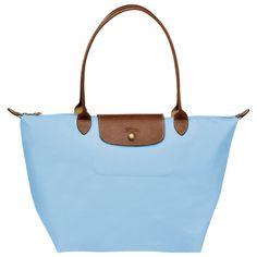 For bridesmaids...Large tote bag - LE PLIAGE - Handbags - Longchamp - Pearl - Longchamp United-States