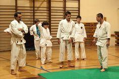 Trening międzychodzkiej sekcji aikido - Aikikai Międzychód - więcej zdjęć z treningów można znaleźć pod adresem - http://aikido-miedzychod.pl/galeria/treningi