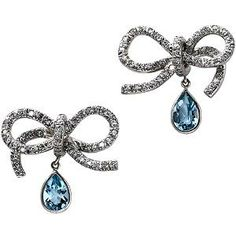 Vera wang aqua and diamonds.