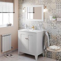 ideas para baos pequeos sustituir el lavabo por un mueble de bao