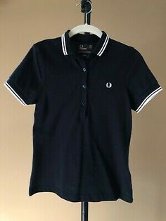 FRED PERRY UK 12 RARE AMY WINEHOUSE St Martins  SHIRT