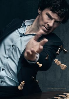 Sherlock season four. Don't know why I like this picture so much. But Sherlock season four! XD