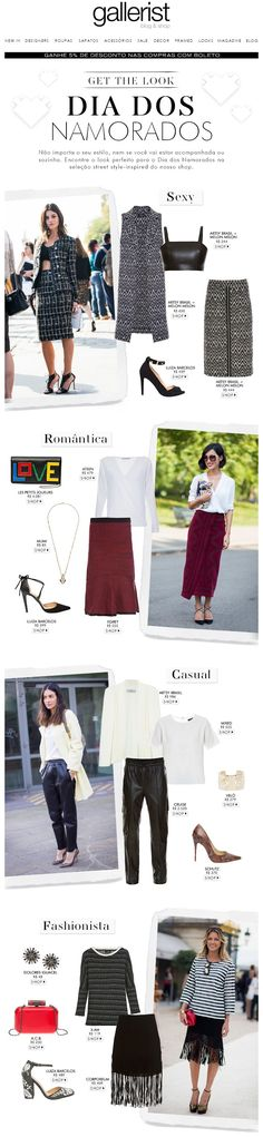 layout, newsletter, gift guide, get the look, dia dos namorados, gallerist, street style