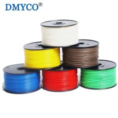 Abs Gold Fashionable And Attractive Packages Go 3d 3d Printer Filament
