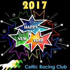 Happy new year to all of the horse lovers, Celtic Racing Club members, and our lovely fans here. Let's make the New Year… a year of riding. Have a blast guys! New Year Wallpaper, Hd Wallpaper, Happy New Year Hd, New Year 2017, New Year Celebration, Having A Blast, Celtic, Racing, Let It Be