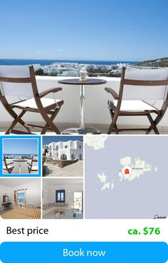 Villa Nireas (Platys Gialos, Greece) – Book this hotel at the cheapest price on sefibo.