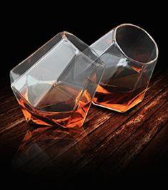 cool diamond glassware