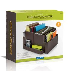 You'll love the Essentials Folding Desk Organizer at Wayfair - Great Deals on all Storage & Housekeeping  products with Free Shipping on most stuff, even the big stuff.