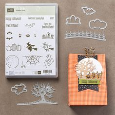 The Spooky Fun Bundle is one of My Favorite Things from the Stampin' Up! 2016-2017 Holiday Catalog. For more details about this product and to shop, visit: http://www.stampinup.com/ECWeb/ProductDetails.aspx?productID=144437&dbwsdemoid=2026178