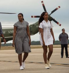 #WelcomeHome #President Of The United States  #BarackObama #FirstLady Of The United States  #MichelleObama #FirstDaughters Malia & Sasha Obama Of The United States #August21st #2016 #Vacation #MarthasVineyard