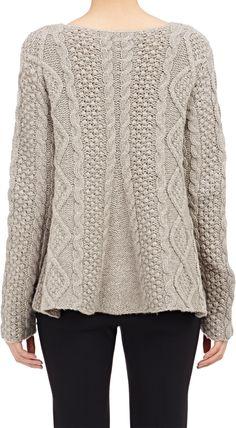 Co Trapeze Sweater | Barneys New York