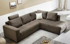 Rozkládací sedací soupravy   Nábytek Brückl - Plzeň - - nábytek plzeň Sofa Design, Interior Design, Sofa Couch, Couches, Sweet Home, Design Inspiration, Living Room, Furniture, Home Decor