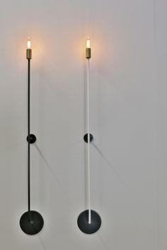 Skinny-Sconce- John Beck Steel- Industrial Lighting