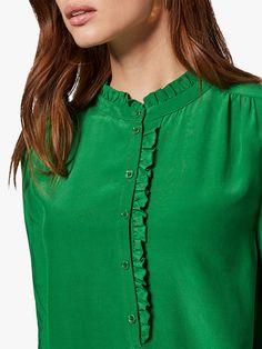 Phase Eight Loni Button Blouse, Green Neck Designs For Suits, Neckline Designs, Sleeves Designs For Dresses, Dress Neck Designs, Stylish Dress Designs, Collar Designs, Sleeve Designs, Kurti Sleeves Design, Kurta Neck Design