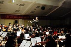 군산의 밝은 미래 군산 하나님의교회(안상홍님) 학생들과 함께 한 학생오케스트라