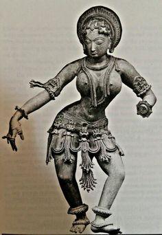 """A Dancing Apsara. Stone Sculpture, Sculpture Art, Human Sculpture, Ancient Indian Art, Ancient Art, Angkor, Asian Sculptures, Dance Paintings, Indian Architecture"