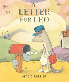 A Letter for Leo Celebrates the Lost Art of Letter Writing
