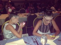 Maddie and Kendall represent our entire generation... Always on our phones(: