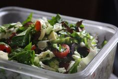 Salad lunches