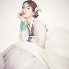 I've never been a big fan of the Korean hanbok but over the years have come to appreciate the look more and more. I think the hanbok look in K-dramas are also evolving, I first noticed it in Jang Ok … Continue reading → Korean Traditional Clothes, Traditional Fashion, Traditional Dresses, Korean Dress, Korean Outfits, Modern Hanbok, Miss A Suzy, Bae Suzy, How To Pose