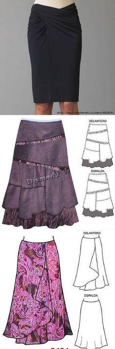 Юбки...юбки..юбки....