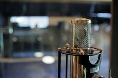 Manley Gold Reference microphone at Karma Sound Studio, Thailand