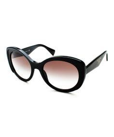 Butterfly Cat-Eye Sunglasses