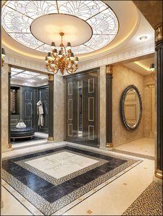 интерьер холла в классическом стиле: 21 тыс изображений найдено в Яндекс.Картинках