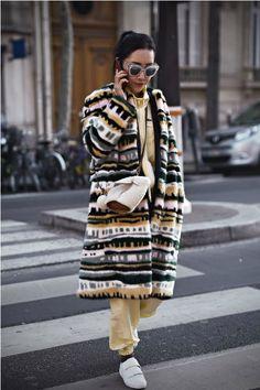Moda străzii în direct de la Paris Fashion Week - Elle.ro | Paris Fashion Week