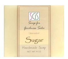 Homemade Soap for Sale   Sugar Soap - Handmade *SALE