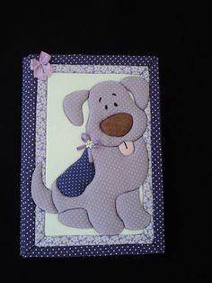 Caderno Cachorrinho
