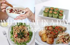 What I Eat in a Day #14 (Vegan/Plant-based)   JessBeautician
