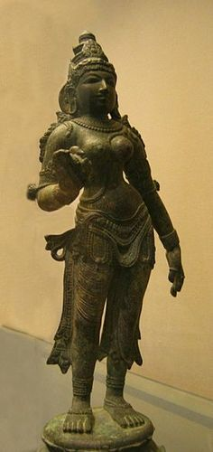 Hindu Goddess Bhudevi the earth apsect of Lakshmi, wife of Vishnu, consort of Varaha and is featured in the Puranas and the Ramayana. Devi Images Hd, Hindu Statues, Earth Goddess, Indian Art Paintings, Mother Goddess, Gods And Goddesses, Deities, Mythology, Buddha